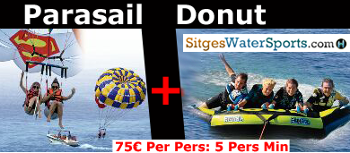 parasail-donut-combi-sitges