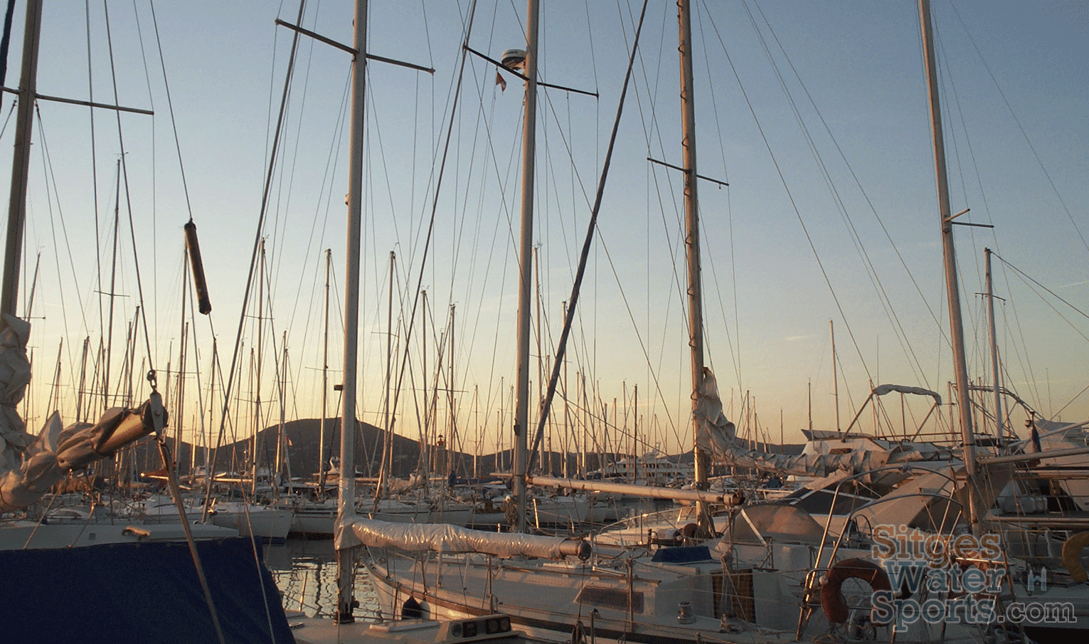 Charter a Yacht in Sitges